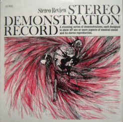 HIFI/STEREO REVIEW - STEREO DEMONSTRATION RECORD, 45 rpm