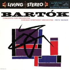 ANALOGUE PRODUCTIONS - BARTOK: Concerto For Orchestra, Chicago Symphony Orchestra