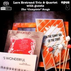 OPUS 3 - ERSTRAND LARS TRIO The Complete Songs SACD