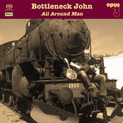 OPUS 3 - BOTTLENECK JOHN All Around Men SACD