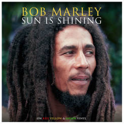 NOT NOW MUSIC - BOB MARLEY: Sun Is Shining, 3LP (red, yellow, green vinyl)