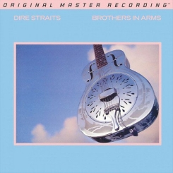 MOBILE FIDELITY - DIRE STRAITS  Brothers In Arms