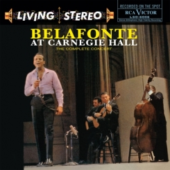 ANALOGUE PRODUCTIONS - Harry Belafonte: Belafonte At Carnegie Hall: The Complete Concert, 2LP
