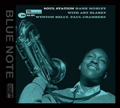 AUDIO WAVE - HANK MOBLEY  Soul Station  XRCD24
