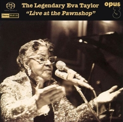 OPUS 3 - TAYLOR EVA Live at the Pawnshop SACD