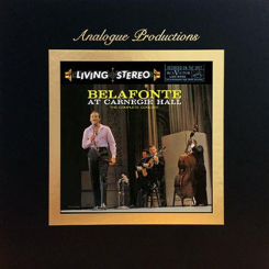 ANALOGUE PRODUCTIONS - Harry Belafonte - Belafonte At Carnegie Hall: The Complete Concert. Box 5 LP
