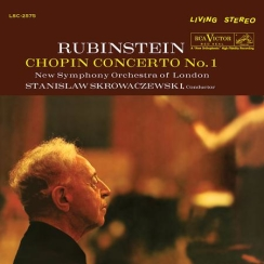 ANALOGUE PRODUCTIONS - Chopin: Concerto No. 1/ Artur Rubinstein