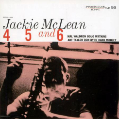 ANALOGUE PRODUCTIONS - Jackie McLean: 4, 5, and 6 (200g MONO)