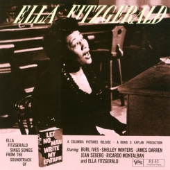 ANALOGUE PRODUCTIONS - ELLA FITZGERALD: soundtrack - Let No Man Write My Epitaph, 2LP, 48 rpm