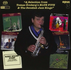 OPUS 3 - A Selection From Tomas Ornberg's Blue Five & The Swedish Jazz Kings   Stereo/Multichannel Hybrid SACD