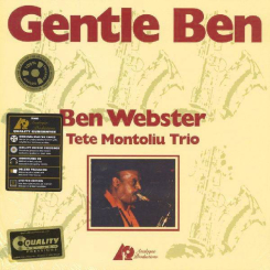 ANALOGUE PRODUCTIONS - BEN WEBSTER, Tete Montoliu Trio - Gentle Ben, 2LP, 45rpm