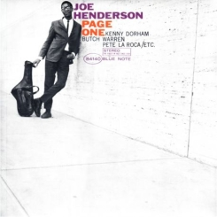 ANALOGUE PRODUCTIONS - JOE HENDERSON: Page One, 2LP, 45rpm