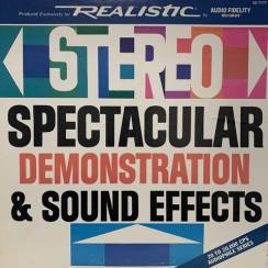 AUDIO FIDELITY - Stereo Spectacular Demonstration & Sound Effects