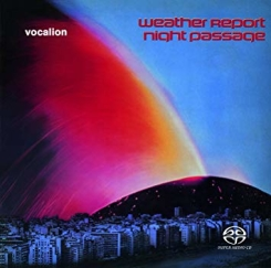 DUTTON/VOCALION - WEATHER REPORT - Night Passage