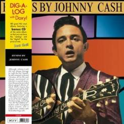 DOXY MUSIC - JOHNNY CASH: Hymns By Johnny Cash (LP + CD)