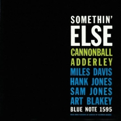 "ANALOGUE PRODUCTIONS - JULIAN ""CANNONBAL"" ADDERLEY: Somethin' Else, 2LP, 45rpm"